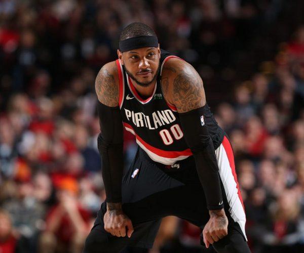 Berita Basket NBA | Carmelo Anthony di Tengah Rumor Kembali ke New York Knicks Musim Depan.