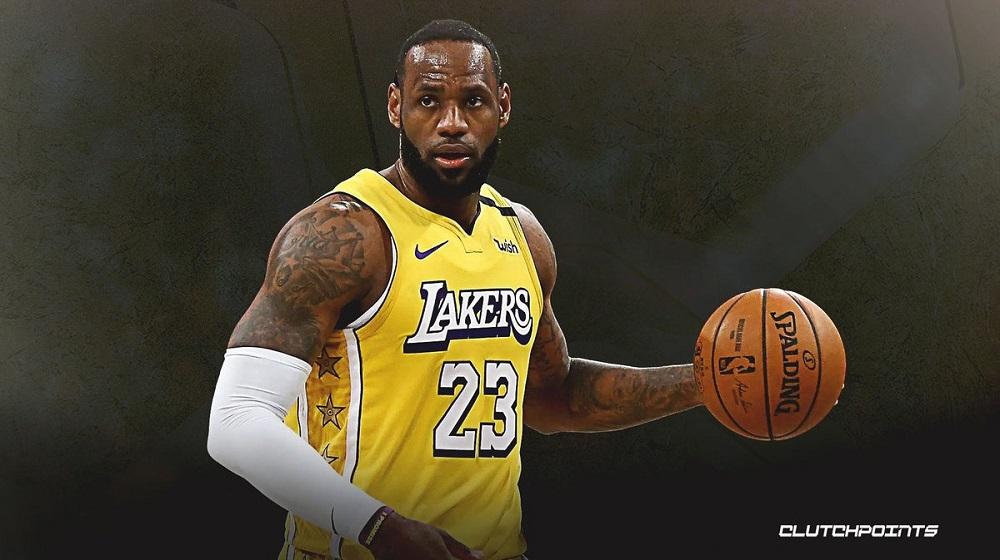 Berita Basket NBA | Lebron James Tekuk Pelicans Di Staples Center.