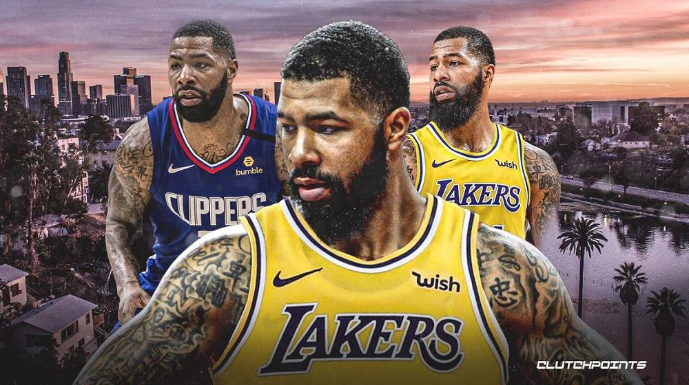 Berita Basket NBA | Markieff Morris Berharap Bisa Jadi Faktor X Dalam Permainan Lakers.