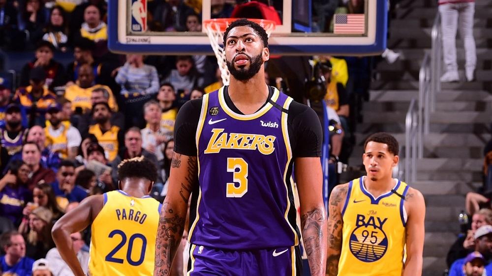 Berita Basket NBA | Tanpa LeBron, Lakers Tetap Sukses Lumat Warriors.