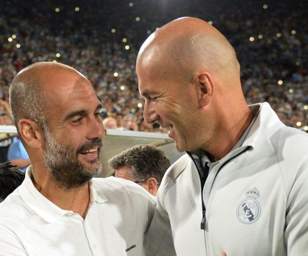 Berita Bola Champions | Jelang Real Madrid Vs Manchester City, Zidane Puji Guardiola.