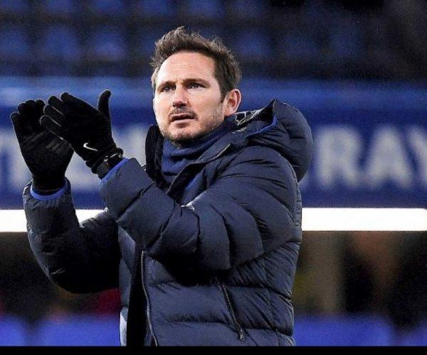 Berita Bola | Lampard Kritik Striker Chelsea.