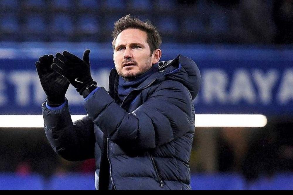 Berita Bola   Lampard Kritik Striker Chelsea.