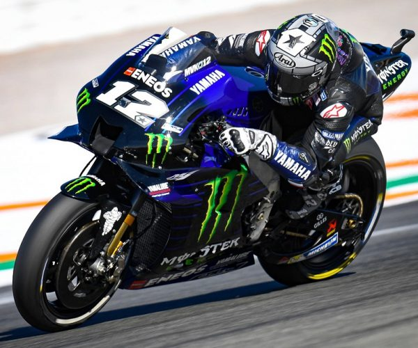 Berita MotoGP | Hasil Tes MotoGP Qatar Oke, Vinales Tak Sabar Balapan.