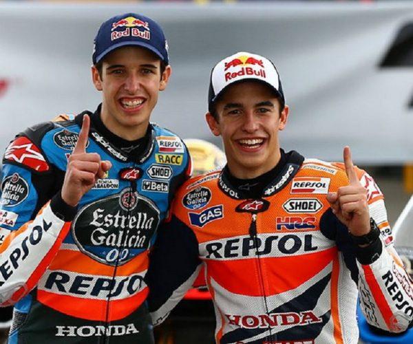 Berita MotoGP | Marquez Tegaskan Tak Akan Bantu Sang Adik Dapatkan Perpanjangan Kontrak Dari Honda.