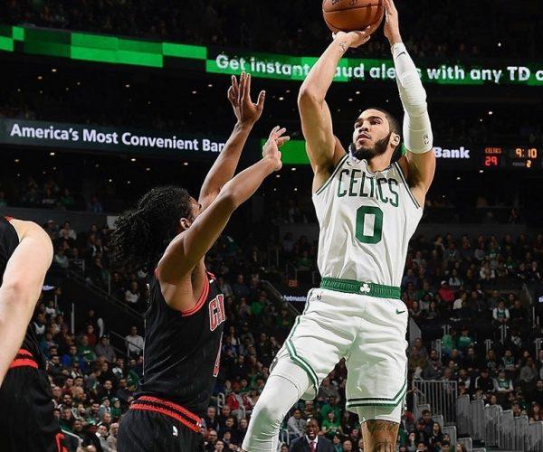 Berita Basket NBA | Jayson Tatum dan Marcus Smart Sakit, Kemba Walker Kembali Latihan.