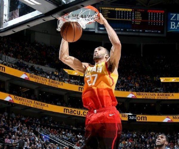 Berita Basket NBA | Rudy Gobert Positif Corona, NBA Tunda Musim Reguler.