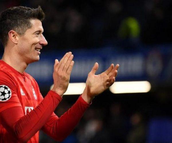Berita Bola | Bahkan Ronaldo dan Ramos Tak Mampu Bujuk Lewandowski ke Madrid.