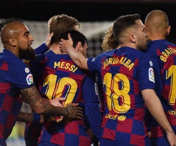 Berita Bola | Beberapa Pemain Barcelona Tolak Pemotongan Gaji.