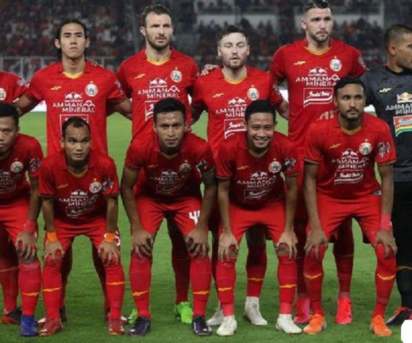 Berita Bola   Bhayangkara FC Vs Persija Digelar dengan atau Tanpa Penonton?