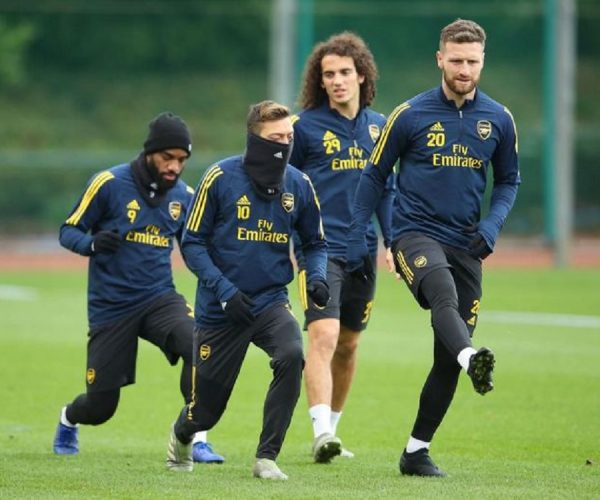 Berita Bola | Corona Masih Mewabah di Inggris, Arsenal Batalkan Jadwal Latihan.