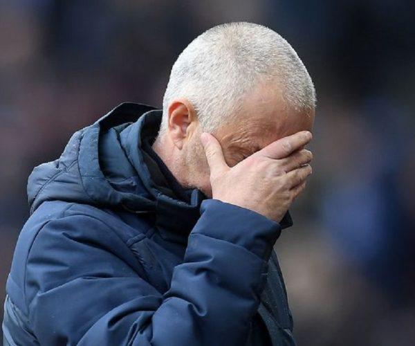 Berita Bola   Kesalahan Jose Mourinho di Tottenham Hotspur.