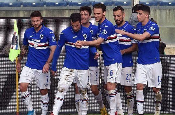 Berita Bola | Tujuh Pemain Sampdoria Kini Positif Virus Corona.