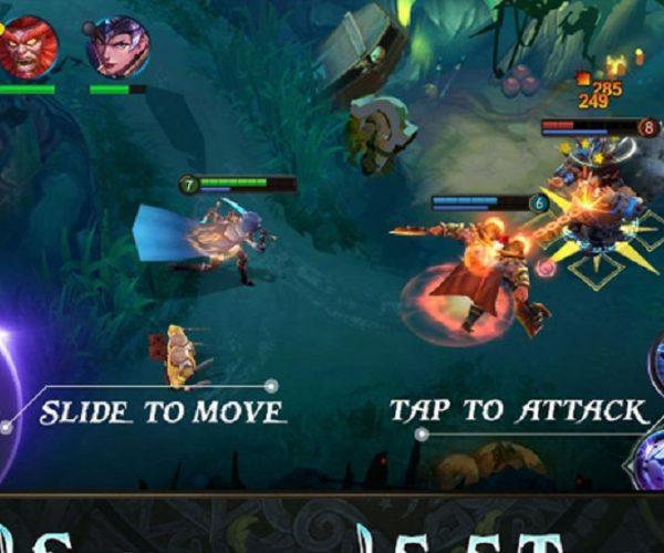 Berita E-Sports | Mirip Mobile Legends! Game MOBA Ini yang Bisa Kamu Mainkan Secara Offline.
