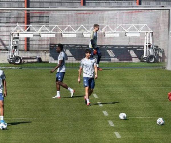 Berita Bola | Bek Bayern: Latihan Lagi seperti Kembali ke Sekolah.
