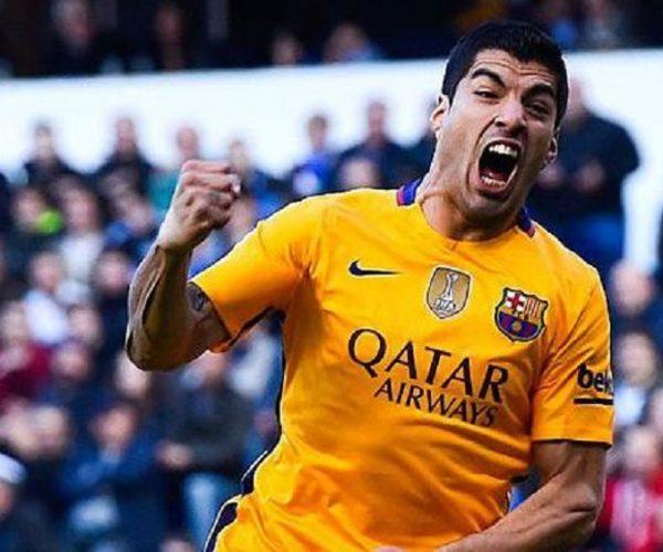 Berita Bola | Momen Luis Suarez Berperan Aktif dalam Tujuh Gol di Satu Laga.