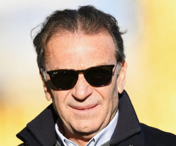 Berita Bola | Presiden Brescia, Massimo Cellino, Positif Virus Corona.