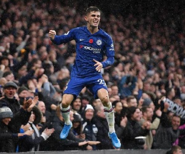 Berita Bola | Pulisic Ingin Main Bareng dengan Messi di Chelsea.
