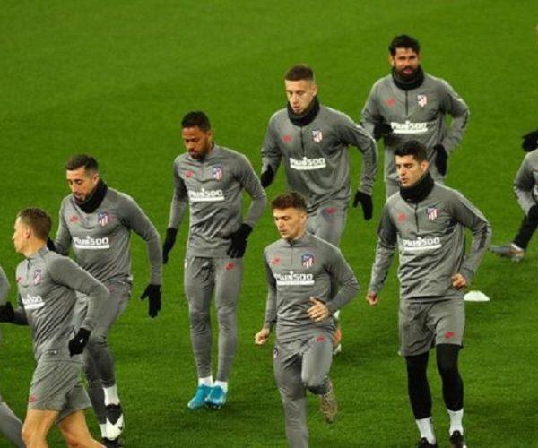 Berita Bola | Sampai Pandemi Corona Reda, Atletico Madrid Tak Akan Kembali Berlatih.