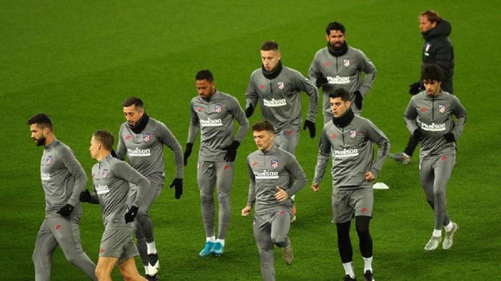 Berita Bola   Sampai Pandemi Corona Reda, Atletico Madrid Tak Akan Kembali Berlatih.