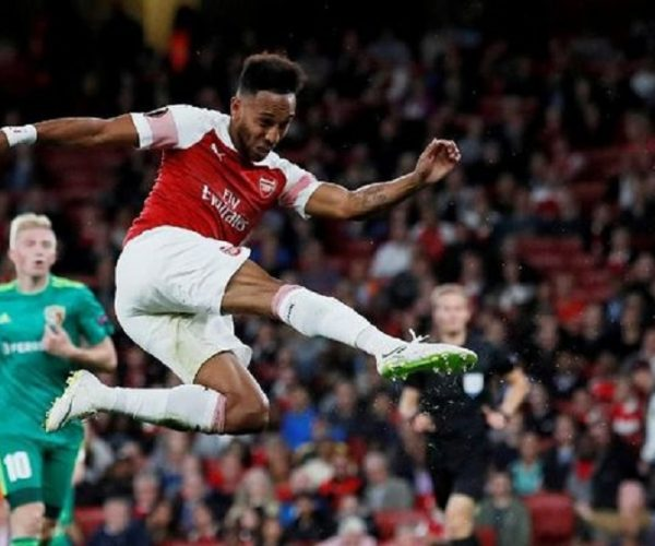 Berita Bola | Tinggalkan Saja Arsenal yang Kurang Ambisius, Aubameyang…