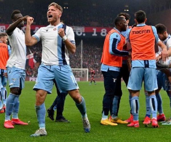 Berita Bola | Apa Iya Pemain Lazio Ada yang Positif Virus Corona?