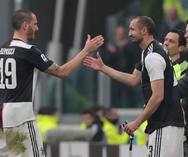 Berita Bola | Chiellini: Aku Bisa Paham Kalau Bonucci Gabung Madrid, tapi ke Milan…