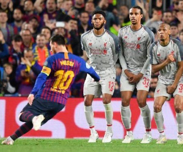 Berita Bola | Kata Ilmuwan, Teknik Free-Kick Messi Mirip dengan Tembakan Curry.