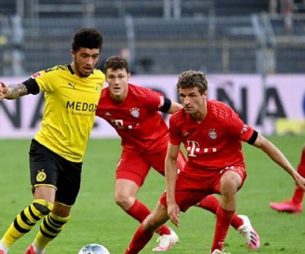 Berita Bola | Melempem di Der Klassiker, Sancho Tetap Disanjung Bayern.