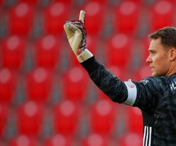 Berita Bola   Neuer Belum Putuskan Masa Depannya dengan Bayern.