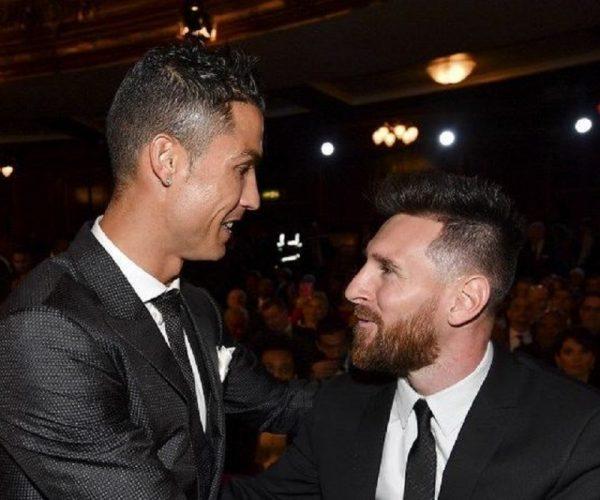 Berita Bola | Satu Kata dari Messi yang Menggambarkan Cristiano Ronaldo.