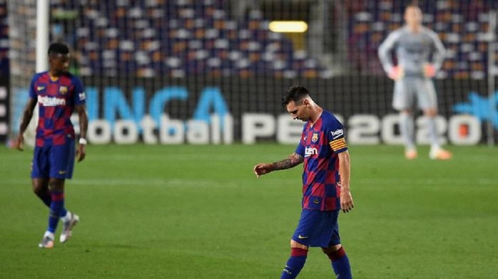 Berita Bola   Barcelona Vs Atletico: Imbang 2-2, Blaugrana Gagal Kudeta Madrid.