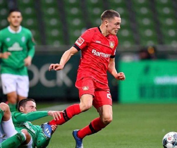 Berita Bola | Boom… Jebol Gawang Bayern, Pemain Leverkusen Ini Bikin Rekor.