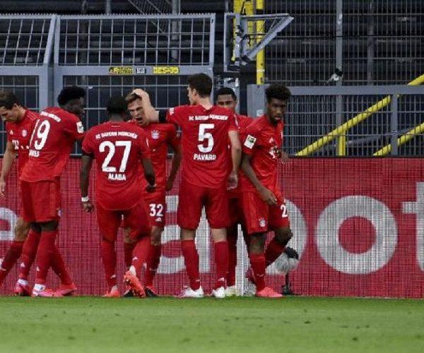 Berita Bola | Dortmund Lempar Handuk Kejar Bayern Munich.