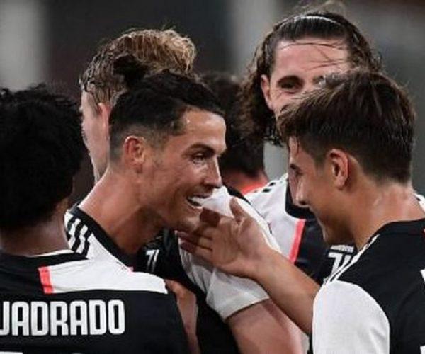 Berita Bola | Genoa Vs Juventus: Bianconeri Menang 3-1.
