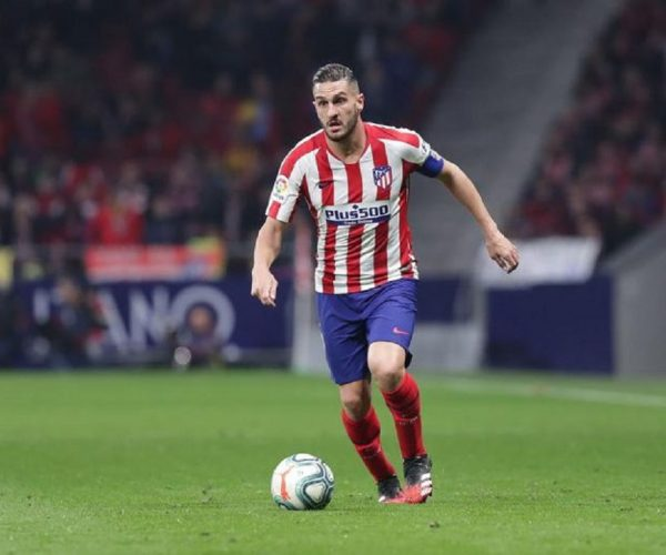 Berita Bola | Jelang Hadapi Barcelona, Atletico Minta Hukuman Koke Dicabut.