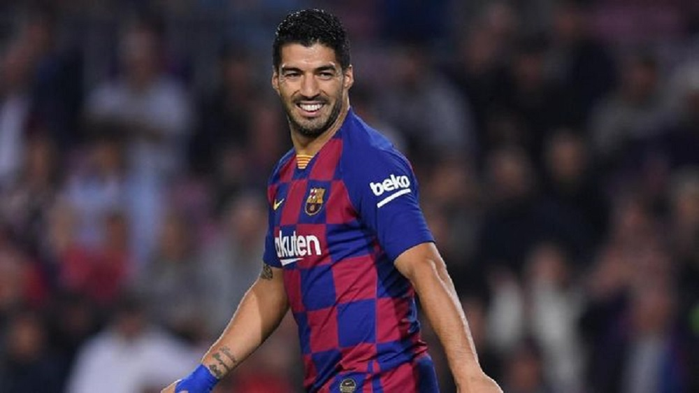 Berita Bola | Luis Suarez Intai Rekor Kubala.