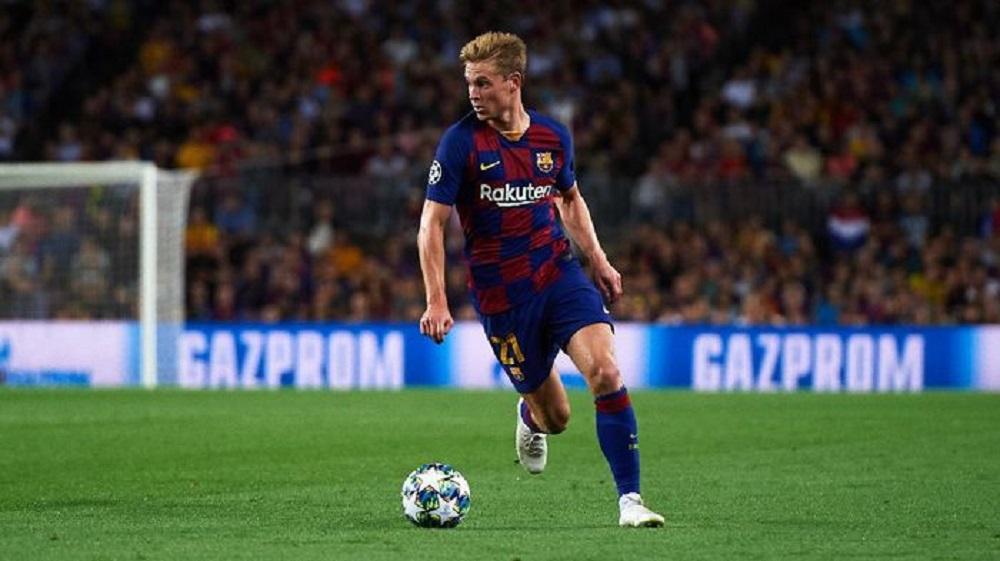 Berita Bola | Masih Adaptasi di Barcelona, De Jong 'Siap Grak' Diperintah Messi.