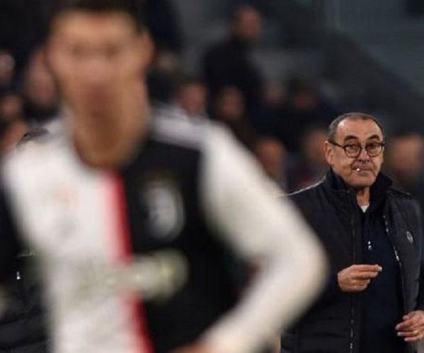 Berita Bola | Panas! Ada Isu Perpecahan di Juventus: Ronaldo Cs Vs Sarri.