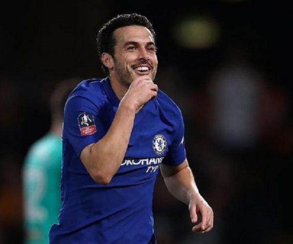 Berita Bola | Peluang AS Roma Dapatkan Pedro Makin Besar.