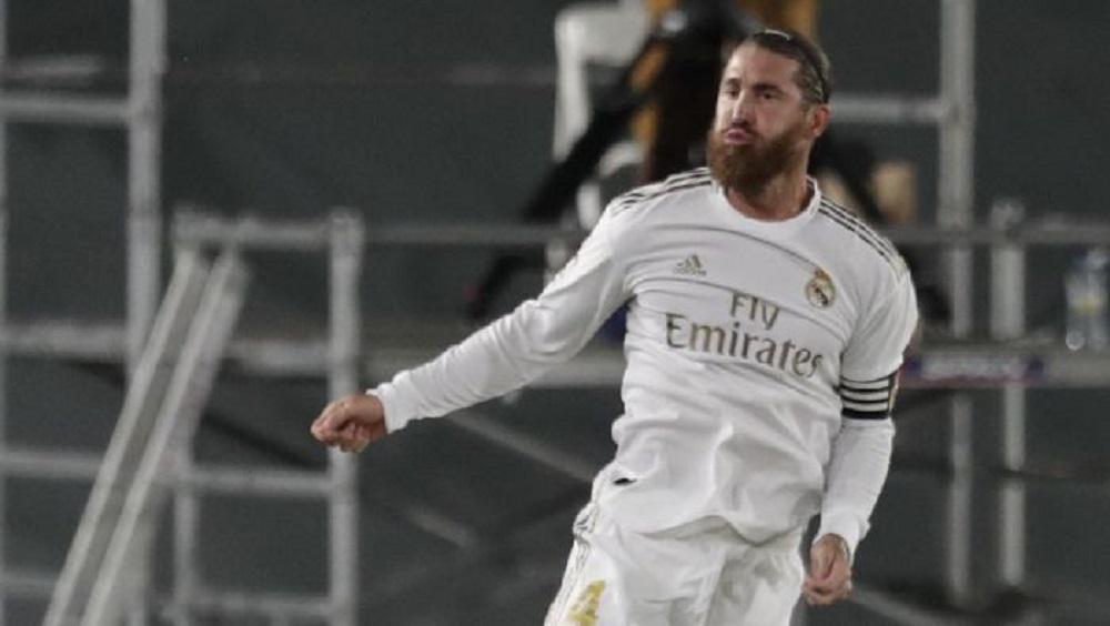 Berita Bola   Sergio Ramos Pensiunnya di Real Madrid Saja, Ya.