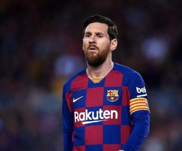 Berita Bola | Waktu Messi di Barcelona Sisa Satu Tahun.