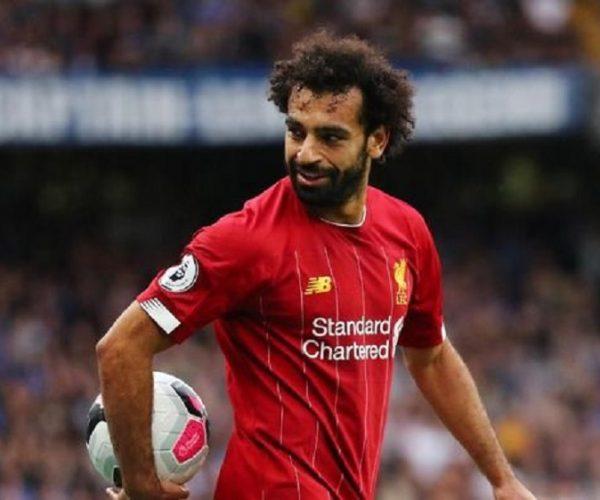 Berita Bola | Dear Kopites, Mohamed Salah Mau Lebih Lama di Liverpool.