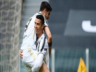Berita Bola - Hasil Pertandingan Juventus vs Genoa: Skor 3-1.