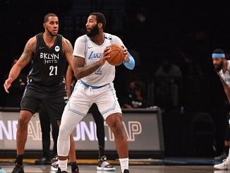Berita NBA - Lakers Menang Telak Dari Nets, Drummond Sumringah.