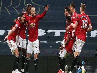 Berita Bola - Hasil Pertandingan Tottenham vs Man United: Skor 1-3.